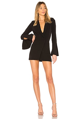 COMO LA FLOR スーツドレス