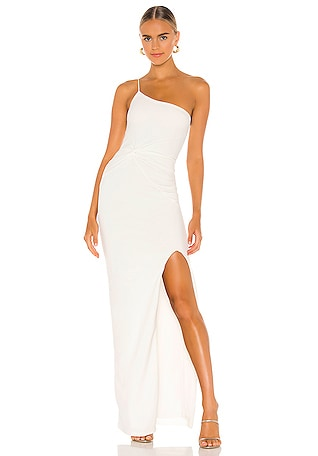 Lust One Shoulder Gown