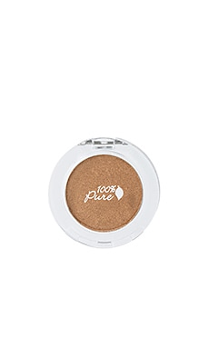 Pressed Powder Eye Shadow in Gilded