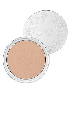 Healthy Face Powder Foundation w/Sun Protection 100% Pure $45