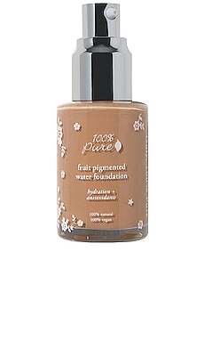 Fruit Pigmented Water Foundation 100% Pure $33