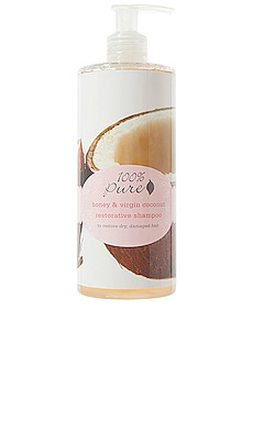 CHAMPÚ HONEY AND VIRGIN COCONUT 100% Pure $30