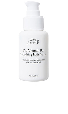 Pro-Vitamin B5 Smoothing Hair Serum 100% Pure $38