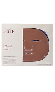 MÁSCARA FACIAL CAFFEINE MASK 100% Pure $32