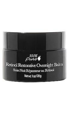 Retinol Restorative Overnight Balm 100% Pure $48