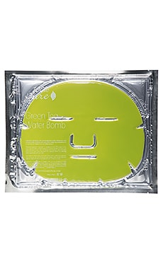 GREEN TEA WATER BOMB 페이스 마스크 100% Pure $32