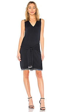 Tie Waist Knit Dress DEREK LAM 10 CROSBY $85 (FINAL SALE)