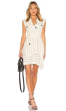 Utility Dress DEREK LAM 10 CROSBY $138