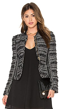 Shrunken Jacket en Charcoal