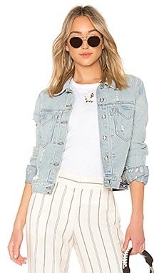 Denim Jacket DEREK LAM 10 CROSBY $162