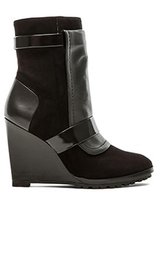 DEREK LAM 10 CROSBY Karli Wedge in Black