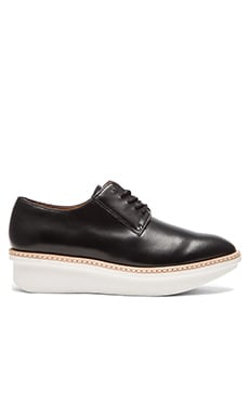 DEREK LAM 10 CROSBY Gordon Oxford in Black Calf
