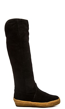 DEREK LAM 10 CROSBY Melissa Boot in Black