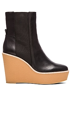 DEREK LAM 10 CROSBY Sandy Bootie in Black