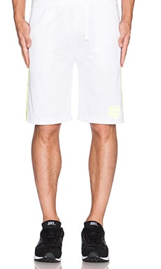 10 Deep Rescue Mesh Short in White