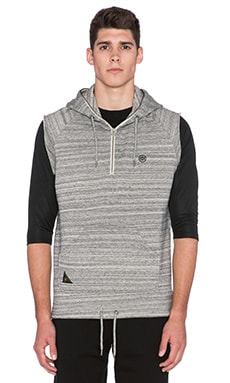 10 Deep Venice Sleeveless in Optical Marl