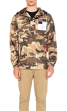Blood Chit Pullover Camo