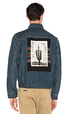 Badlands Denim Jacket