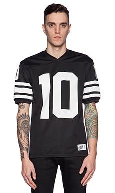 10 Deep X-League Jersey in Black