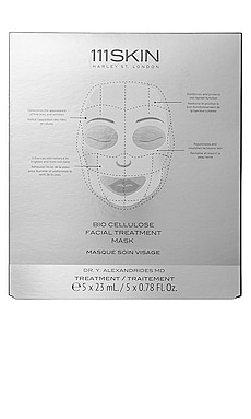 MASQUE VISAGE BIO CELLUOSE 111Skin $160 BEST SELLER