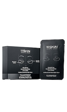 Celestial Black Diamond Eye Mask 8 Pack 111Skin $115 BEST SELLER