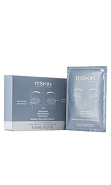 Sub-Zero De-Puffing Eye Mask 8 Pack 111Skin $105