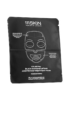 Celestial Black Diamond Lifting and Firming Mask 111Skin $35 BEST SELLER