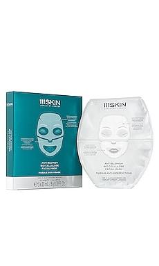 Anti Blemish Bio Cellulose Facial Mask 5 Pack 111Skin $135