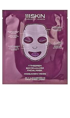 Y Theorem Bio Cellulose Facial Mask 5 Pack 111Skin $135