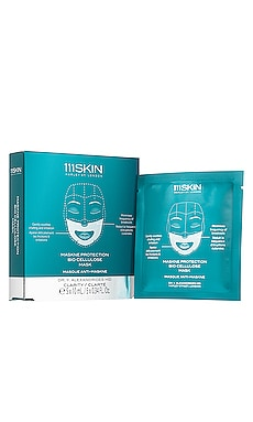 Maskne Protection Biocellulose Mask 5 Pack 111Skin $65 BEST SELLER