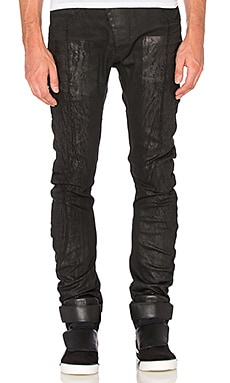 11 by Boris Bidjan Saberi Jeans in Denim Wash 1
