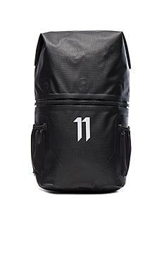 11 by Boris Bidjan Saberi Mountain X Backpack in Black