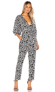 Romantic Vines Jumpsuit 1. STATE $129