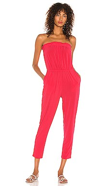 Strapless Knit Jumpsuit 1. STATE $55
