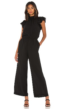 Flutter Neck Sleeve Jumpsuit 1. STATE $99