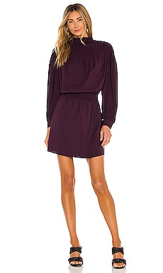 Crepe Back Matte Dress 1. STATE $81 (FINAL SALE)
