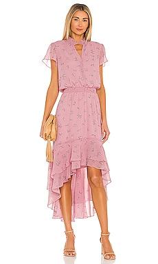 Split Neck High Low Dress 1. STATE $109