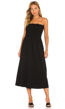 Smocked Maxi Dress 1. STATE $56