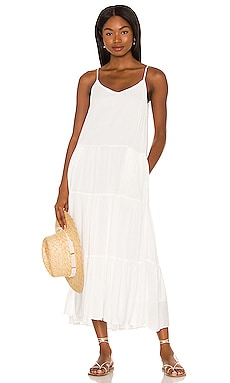 Tiered Maxi Dress 1. STATE $119