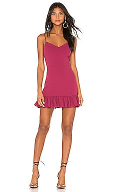 Spaghetti Strap Ruffle Hem Dress 1. STATE $99 BEST SELLER