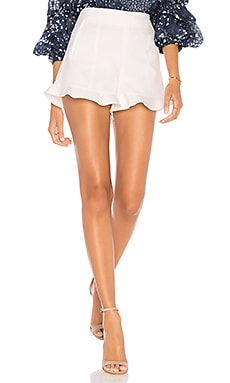 Ruffle Hem Short 1. STATE $79 BEST SELLER