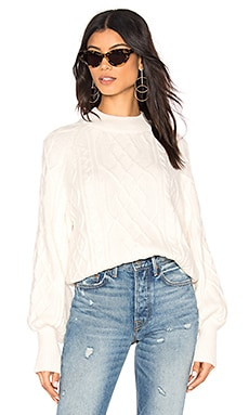 Mixed Cable Knit Sweater 1. STATE $119 BEST SELLER
