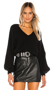 Bubble Sleeve Sweater 1. STATE $89