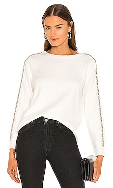 Stretch Cotton Sweater 1. STATE $99