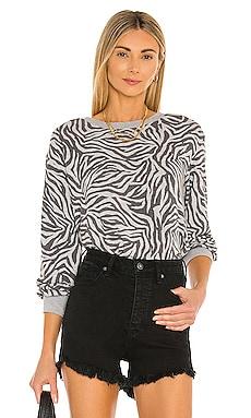 Chic Zebra Pullover 1. STATE $34 (FINAL SALE)