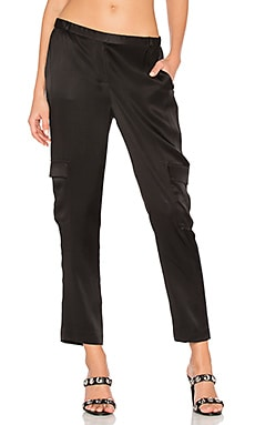 Bedford Pant in Rich Black