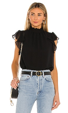 Flutter Sleeve Top 1. STATE $79 BEST SELLER