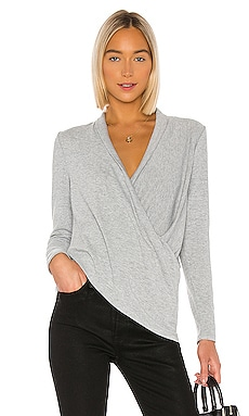 Cross Front Cozy Knit Top 1. STATE $59