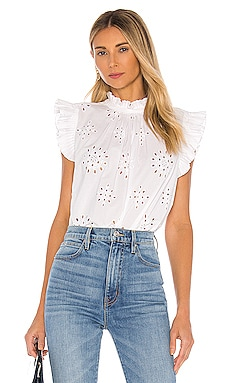 Cotton Eyelet Tank 1. STATE $89 BEST SELLER