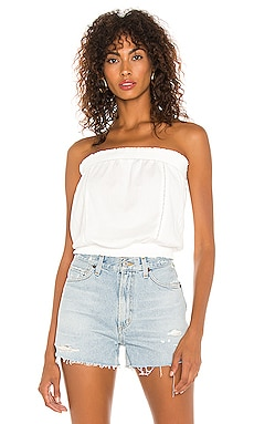 Strapless Lace Inset Tube Top 1. STATE $69 NOUVEAU